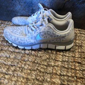 Leopard Nike Free